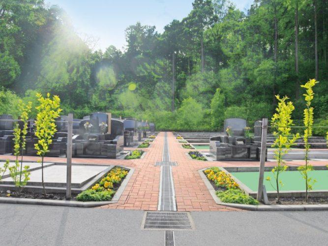 弥生台墓園 横浜つどいの森 イメージ1
