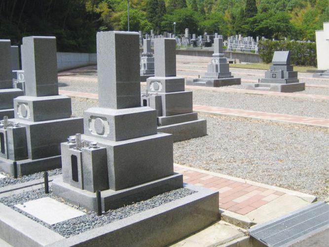 松陵台墓園 イメージ2