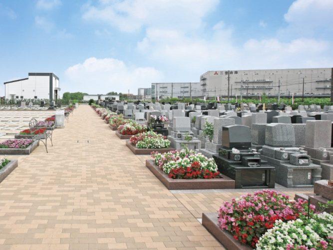 吉川美南霊園 イメージ3