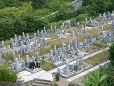 加西市公園墓地 イメージ1