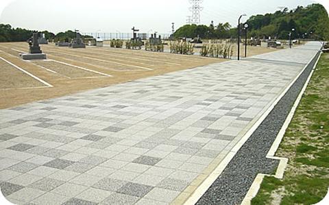 熊取町営 熊取永楽墓苑 イメージ1