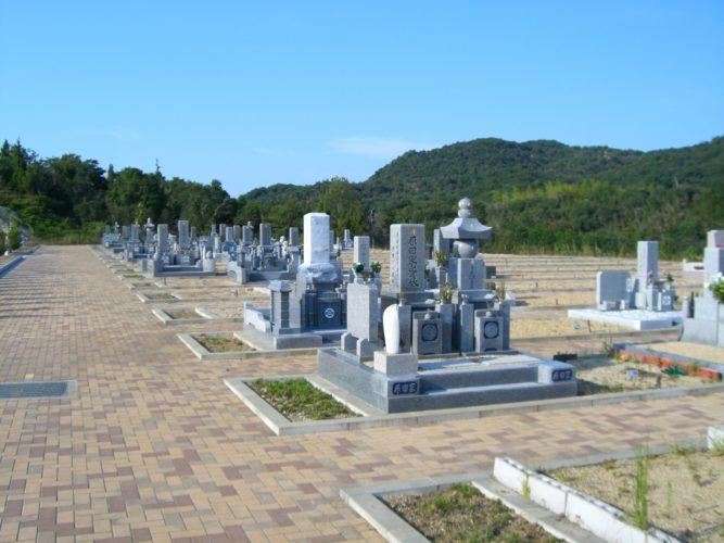 洲本市営 五色台霊園 イメージ1