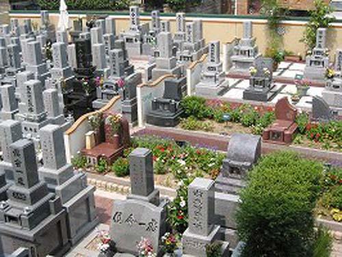 唯信寺墓地 イメージ2