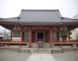 富光寺墓地