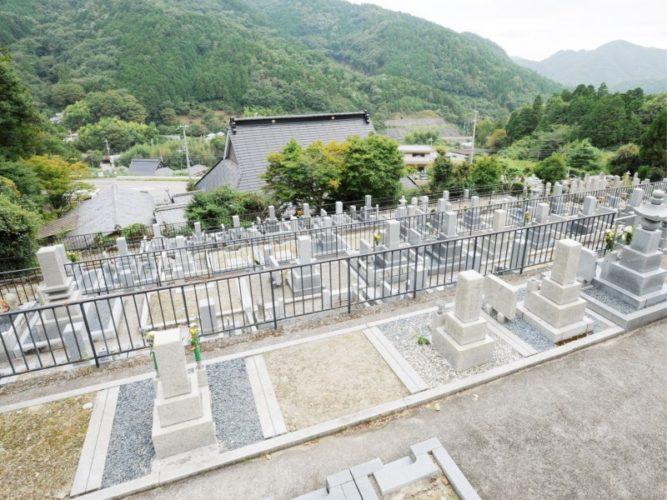 徳林寺墓苑 イメージ2