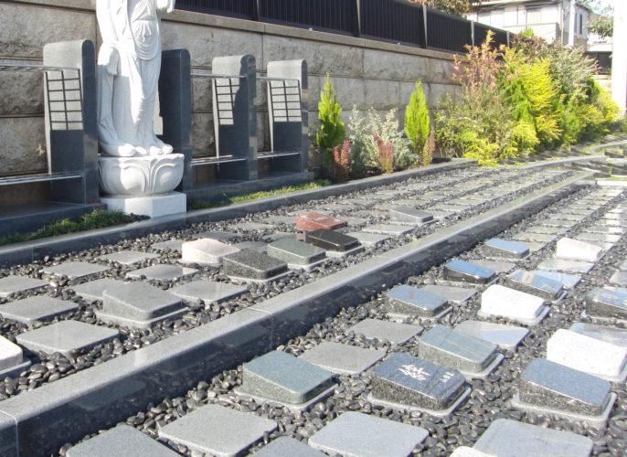 樹木葬型墓地「こころ」 イメージ1