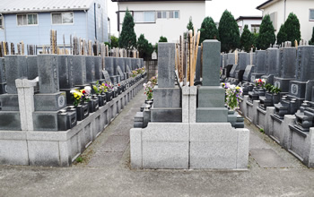 樹木葬型墓地「こころ」 イメージ3