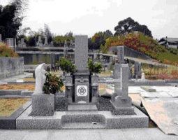 上牧平成墓地