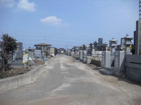 ひたちなか市営 磯崎墓地 イメージ1