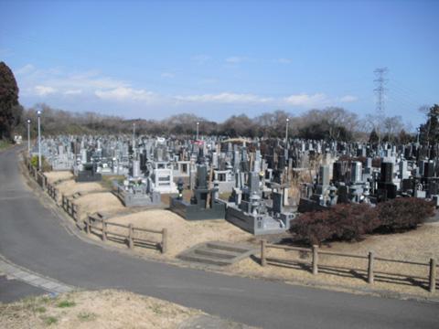 ひたちなか市営 高野墓地 イメージ1