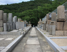 石切圓正寺墓苑