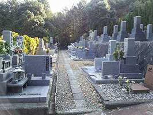武田山墓苑 イメージ1