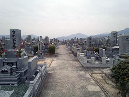 府中町永田共同墓苑 イメージ1