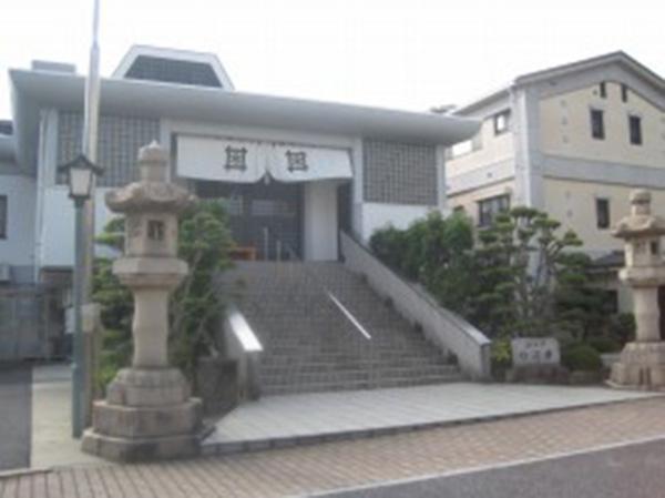 妙頂寺墓地 イメージ1
