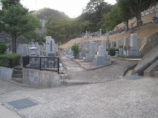 長安寺墓地 イメージ1