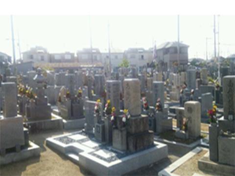 河合墓地 イメージ1