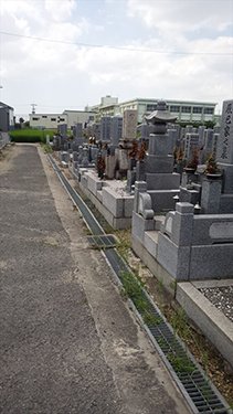 池島共同墓地 イメージ1