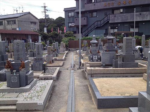 小山共同墓地 イメージ1