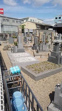 長田西墓地 イメージ1