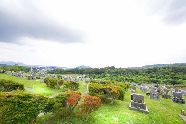 松江市公園墓地 イメージ1