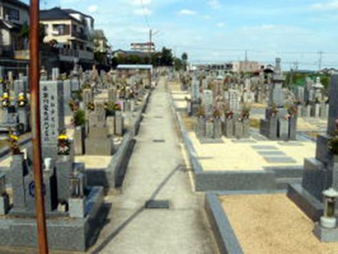 池尻共同墓地 イメージ1