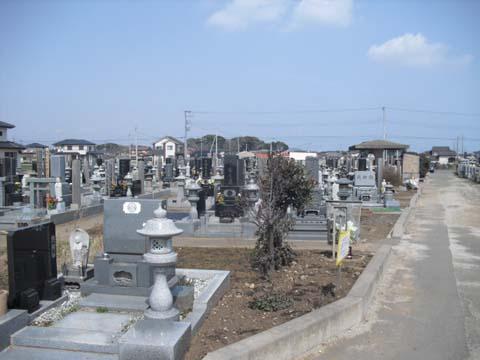 ひたちなか市営 磯崎墓地 イメージ2