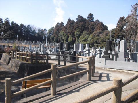 ひたちなか市営 高野墓地 イメージ2