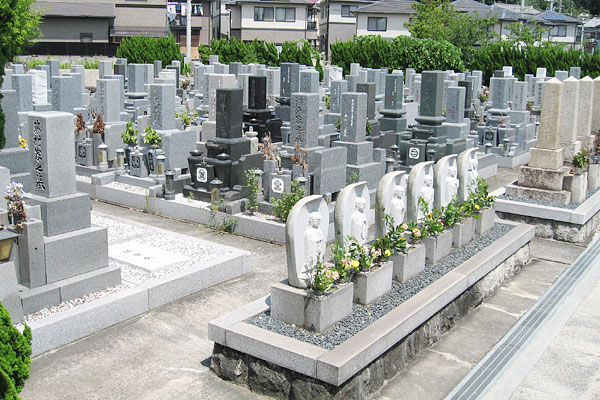 伊保崎公園墓地 イメージ2