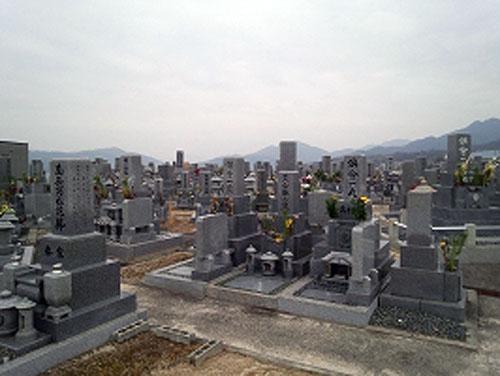 府中町永田共同墓苑 イメージ2