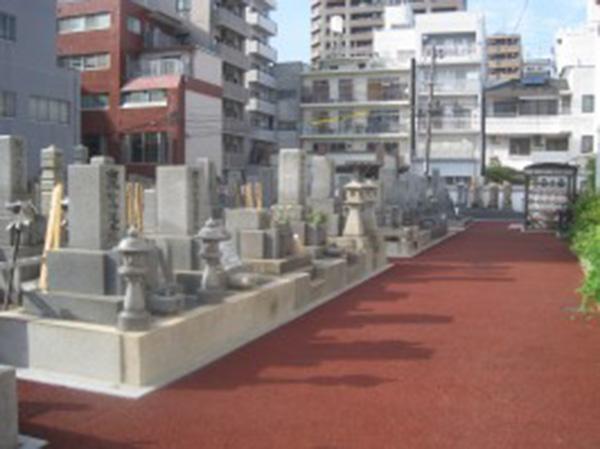 妙頂寺墓地 イメージ2