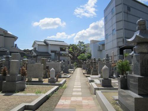 松屋共同墓地 イメージ2