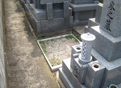 元宇品千暁寺墓地 イメージ2