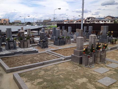 小山共同墓地 イメージ2