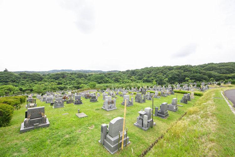 松江市公園墓地 イメージ2