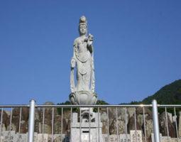 谷川東墓地