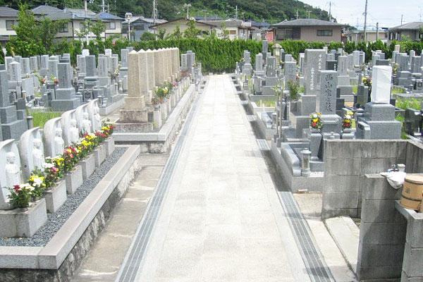 伊保崎公園墓地 イメージ3