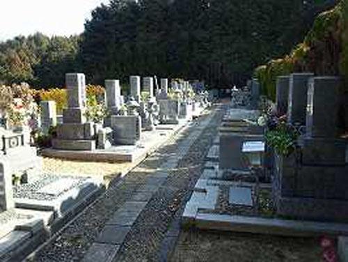 武田山墓苑 イメージ3