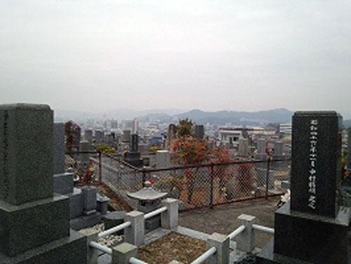 府中町永田共同墓苑 イメージ3