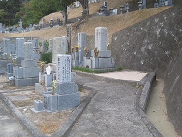 長安寺墓地 イメージ3