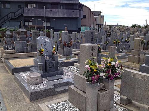 小山共同墓地 イメージ3
