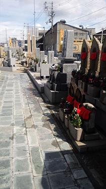 長田西墓地 イメージ3