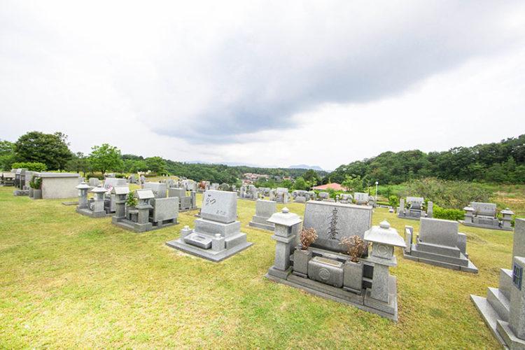 松江市公園墓地 イメージ3