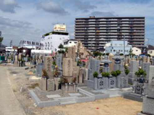 長曽根黒土共同墓地 イメージ3