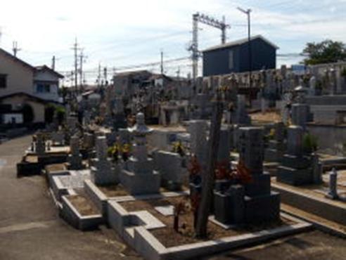 池尻共同墓地 イメージ3