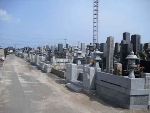 ひたちなか市営 磯崎墓地 イメージ3