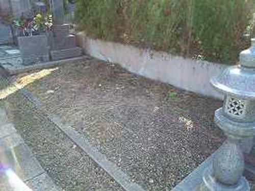 武田山墓苑 イメージ4