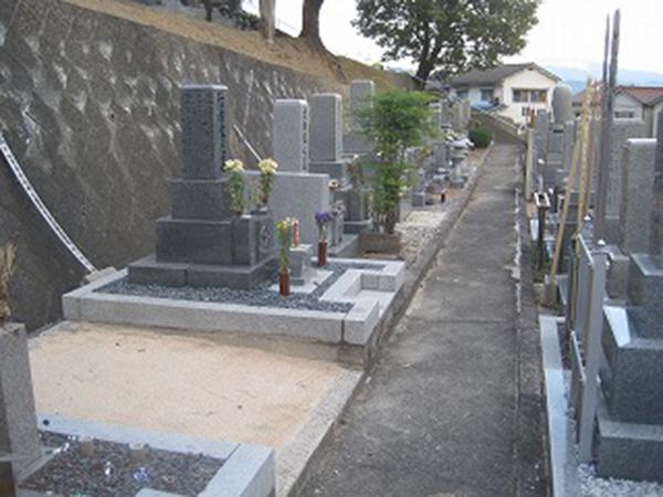 長安寺墓地 イメージ4