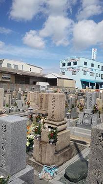 長田西墓地 イメージ4