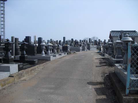 ひたちなか市営 磯崎墓地 イメージ4