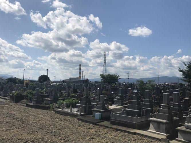徳島市営 不動中須墓地 イメージ4